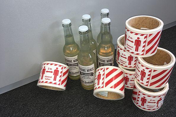Limo für Aufkleber vom Seekrug am Obersee